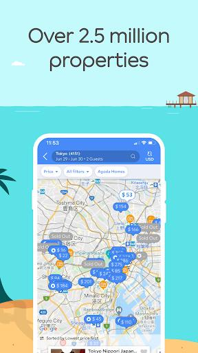 Agoda - Image screenshot of android app