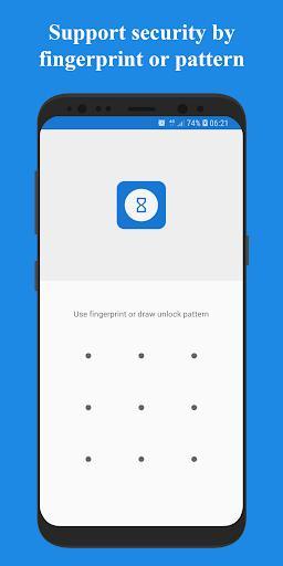 Usage Time - App Usage Manager - عکس برنامه موبایلی اندروید