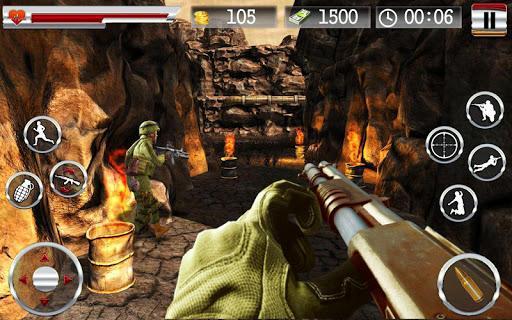 Sniper Assassin Secret War Mission - عکس بازی موبایلی اندروید