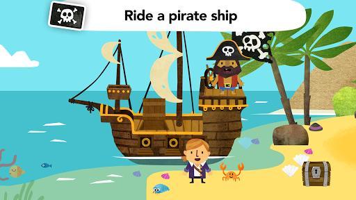 Fiete World - Creative dollhouse for kids 4+ - عکس بازی موبایلی اندروید
