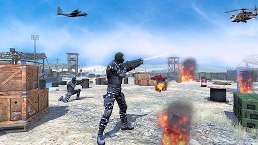 All Gun Shooting Games Offline - عکس بازی موبایلی اندروید