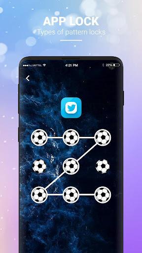 Smart App Lock - Privacy Lock - عکس برنامه موبایلی اندروید