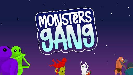 Monsters Gang 3D - Heroes World - عکس برنامه موبایلی اندروید