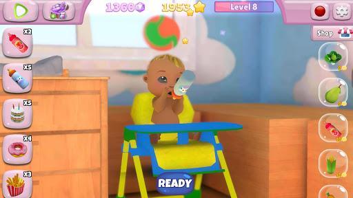 Alima's Baby Nursery - عکس بازی موبایلی اندروید
