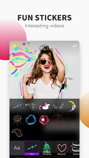 Movie Maker for YouTube & Instagram - عکس برنامه موبایلی اندروید