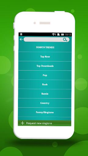 SMS Ringtones Free - عکس برنامه موبایلی اندروید
