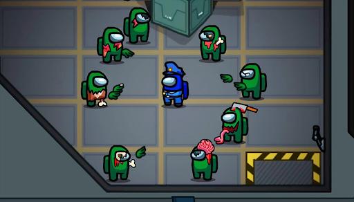 بازی Zombie Among Us Mod Infected Impostor Gamemode - دانلود | کافه بازار