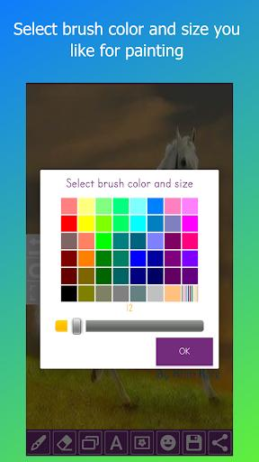 Paint - عکس برنامه موبایلی اندروید