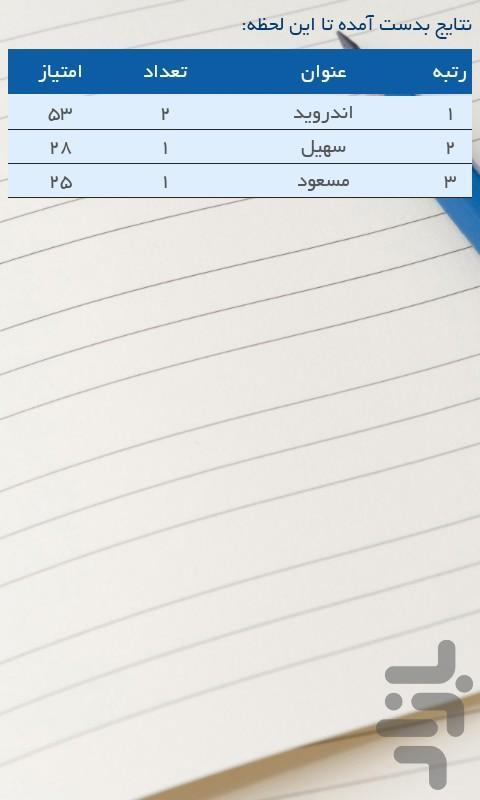 نقطه خط - عکس بازی موبایلی اندروید