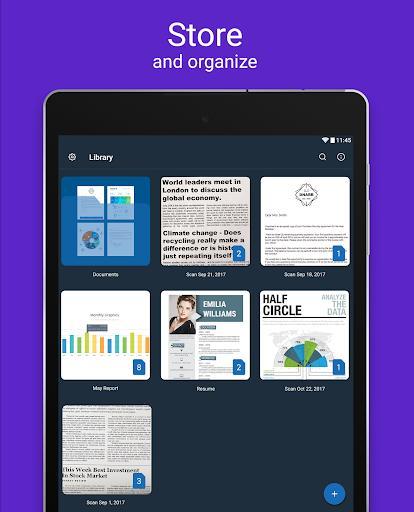 Scan Hero: Document Scanner - عکس برنامه موبایلی اندروید