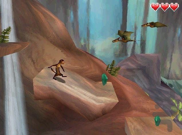عصر یخبندان 3 - عکس بازی موبایلی اندروید