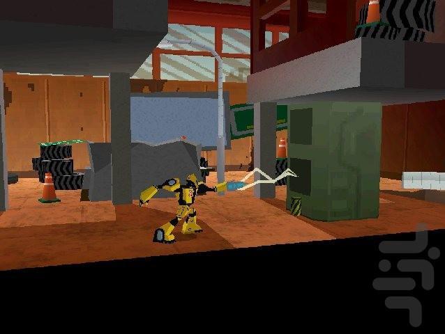 ترنسفورمرز: جنگ متحرک - عکس بازی موبایلی اندروید