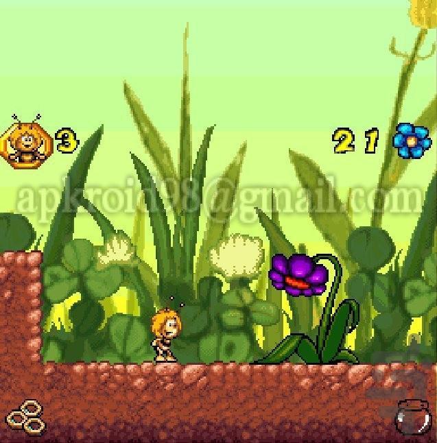 زنبورها - عکس بازی موبایلی اندروید