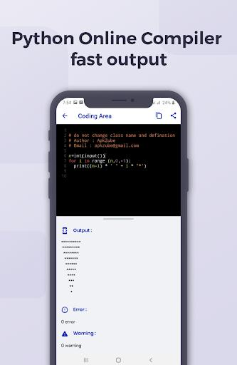 Learn Python Programming - Offline Tutorial - عکس برنامه موبایلی اندروید