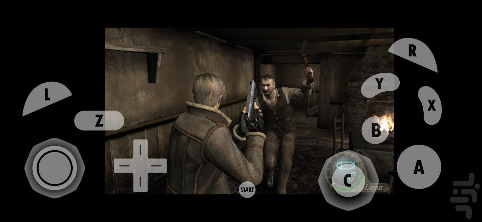 بازی اویل۴(آموزش نصب) - عکس برنامه موبایلی اندروید
