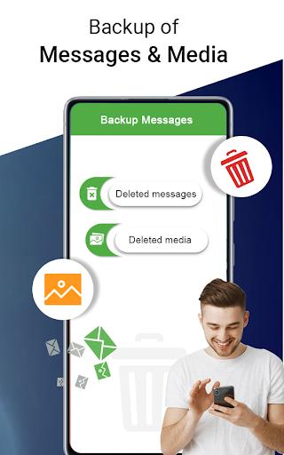 All Recover Deleted Messages - Message Recovery - عکس برنامه موبایلی اندروید