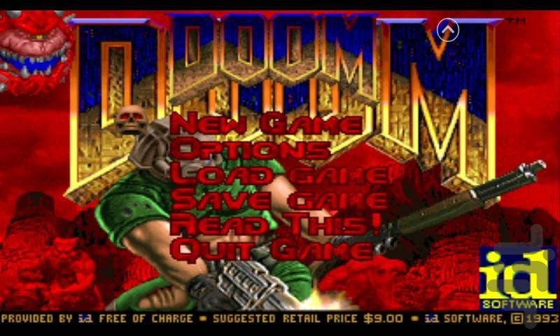رستاخیز (DOOM) - عکس بازی موبایلی اندروید
