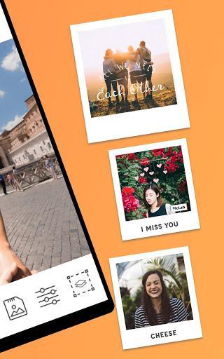 PicLab - Photo Editor - عکس برنامه موبایلی اندروید