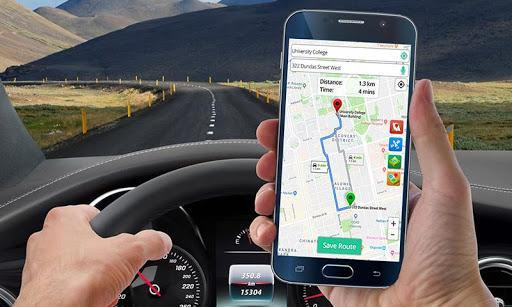 Live Satellite View GPS Map Travel Navigation - عکس برنامه موبایلی اندروید