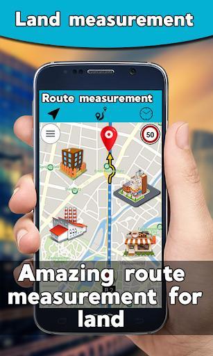 Land Area Measurement - GPS Area Calculator App - عکس برنامه موبایلی اندروید