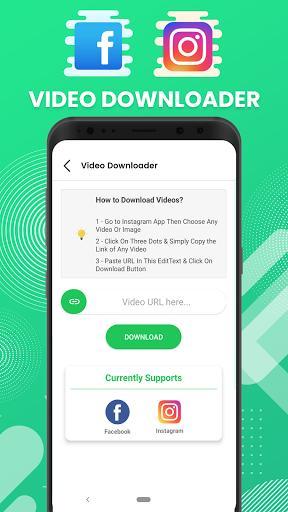 WhatsDelete: View Deleted Messages & Status Saver - عکس برنامه موبایلی اندروید