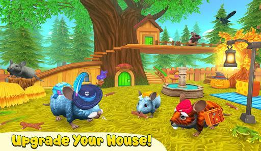 Mouse Simulator - Wild Life Sim - عکس بازی موبایلی اندروید