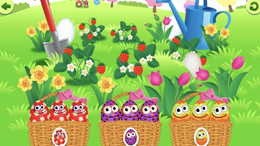 FunnyFood Kindergarten learning games for toddlers - عکس بازی موبایلی اندروید
