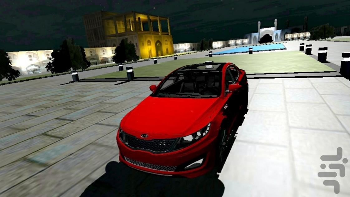 رانندگی در اصفهان ۲ - عکس بازی موبایلی اندروید