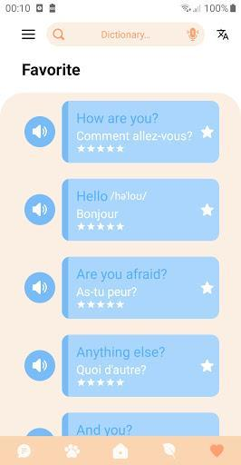 Speak English communication - عکس برنامه موبایلی اندروید