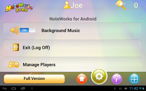 NoteWorks Free - عکس بازی موبایلی اندروید
