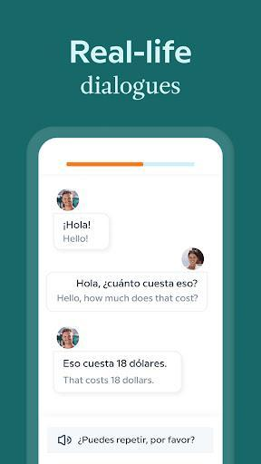 Babbel - Learn Languages - Spanish, French & More - عکس برنامه موبایلی اندروید