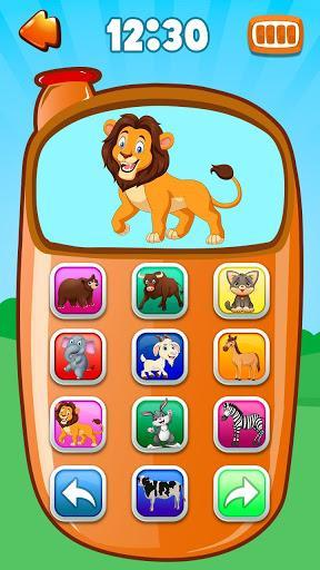 Baby Phone for Kids - Toddler Games - عکس بازی موبایلی اندروید