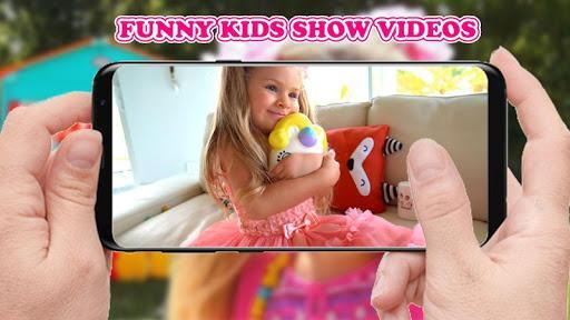 Funny Kids Show Videos - عکس برنامه موبایلی اندروید