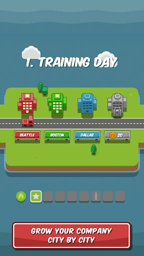 RGB Express - Gameplay image of android game
