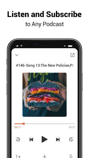 Free Podcast Download Player - Audio Books & Music - عکس برنامه موبایلی اندروید
