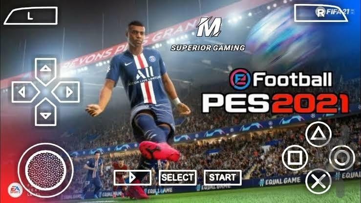Pes 2021 - عکس بازی موبایلی اندروید