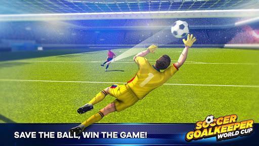 Soccer Goalkeeper - عکس بازی موبایلی اندروید