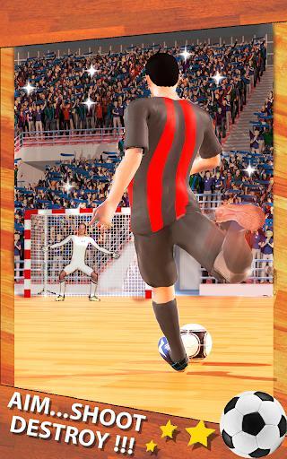 Shoot Goal - Futsal Indoor Soccer - عکس بازی موبایلی اندروید