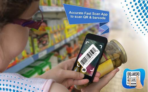 QR Scanner app: QR code reader & QR code generator - عکس برنامه موبایلی اندروید