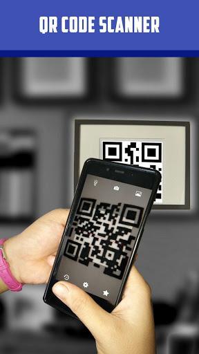 QR Code Scanner - عکس برنامه موبایلی اندروید