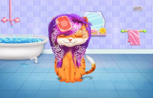 Animal and Pet Hair Salon - عکس بازی موبایلی اندروید