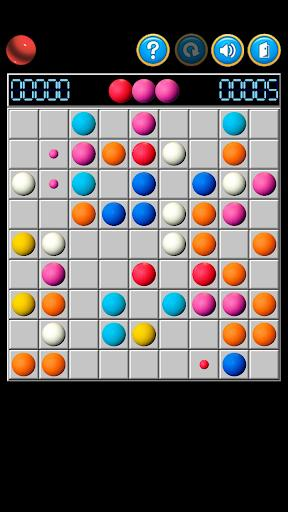 Lines 98 - Color Lines - Line 98 - عکس بازی موبایلی اندروید