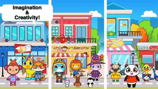 Main Street Pets Village - Meet Friends in Town - عکس برنامه موبایلی اندروید