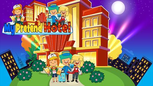 My Pretend Hotel - Family Luxury Summer Vacation - عکس بازی موبایلی اندروید