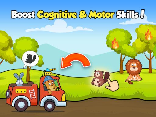 Toddler Games for 2, 3 year old kids - Ads Free - عکس بازی موبایلی اندروید