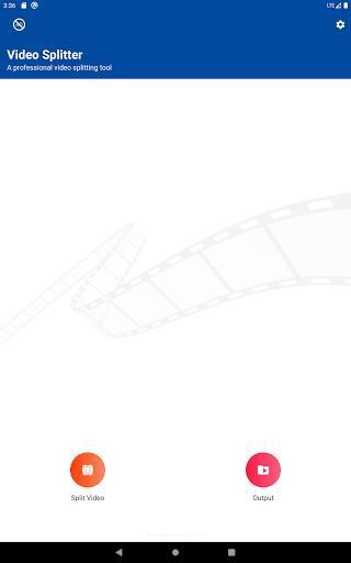 Video Splitter for WhatsApp Status - عکس برنامه موبایلی اندروید