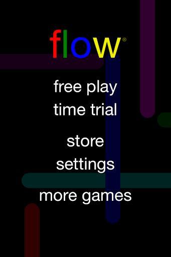 Flow Free - عکس بازی موبایلی اندروید