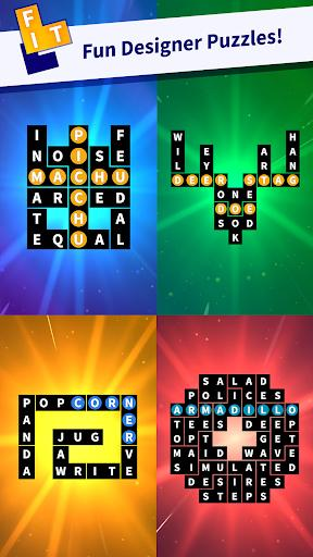 Flow Fit - Word Puzzle - عکس بازی موبایلی اندروید