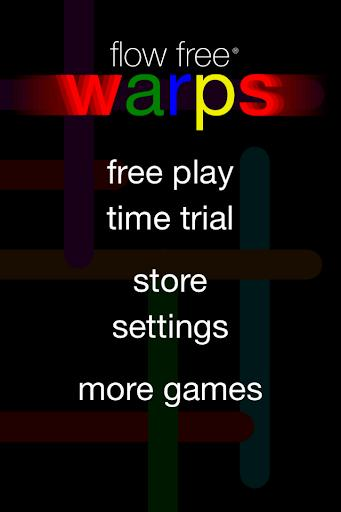 Flow Free: Warps - عکس بازی موبایلی اندروید