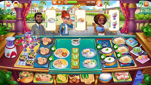 Cooking Madness - A Chef's Restaurant Games – جنون آشپزی - عکس بازی موبایلی اندروید
